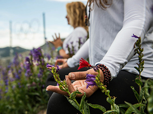 Meditation_Ali Kaukas photo