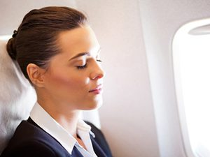 in-flight meditation